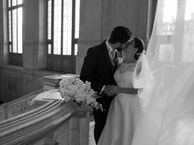 Il matrimonio di Andrea e Federica a Rivalba, Torino 30