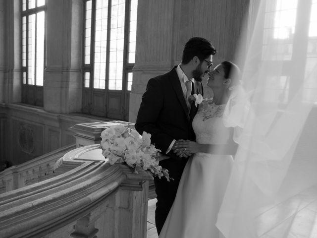 Il matrimonio di Andrea e Federica a Rivalba, Torino 32