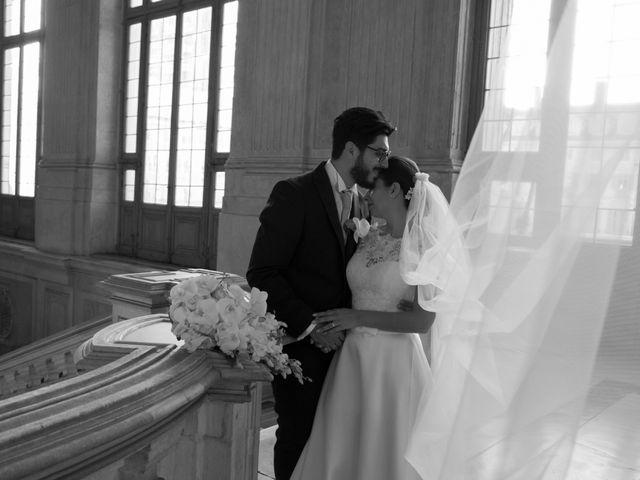 Il matrimonio di Andrea e Federica a Rivalba, Torino 33