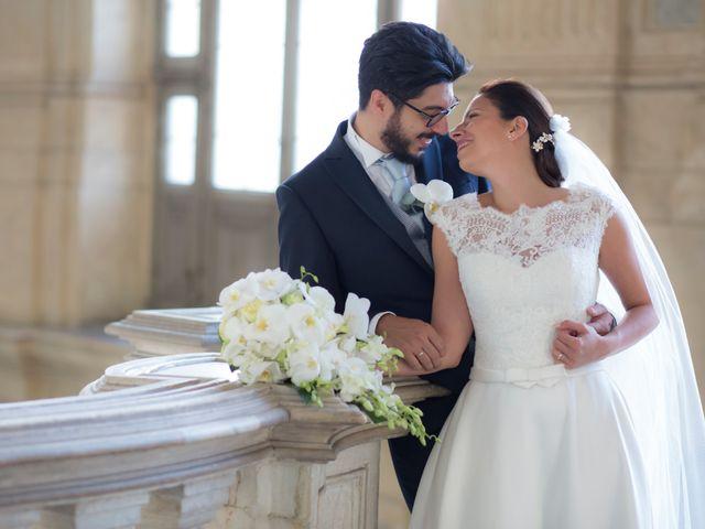 Il matrimonio di Andrea e Federica a Rivalba, Torino 34