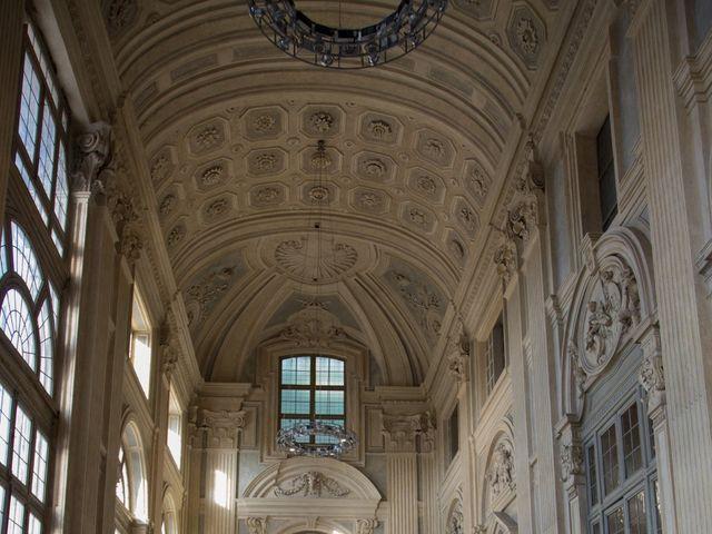 Il matrimonio di Andrea e Federica a Rivalba, Torino 35