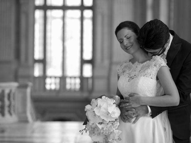 Il matrimonio di Andrea e Federica a Rivalba, Torino 37