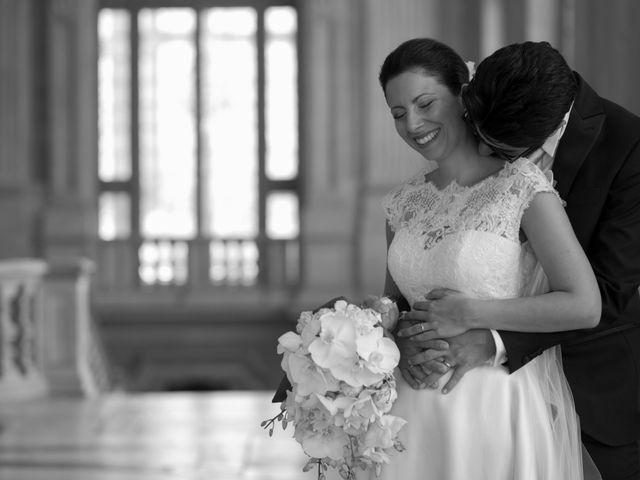 Il matrimonio di Andrea e Federica a Rivalba, Torino 38