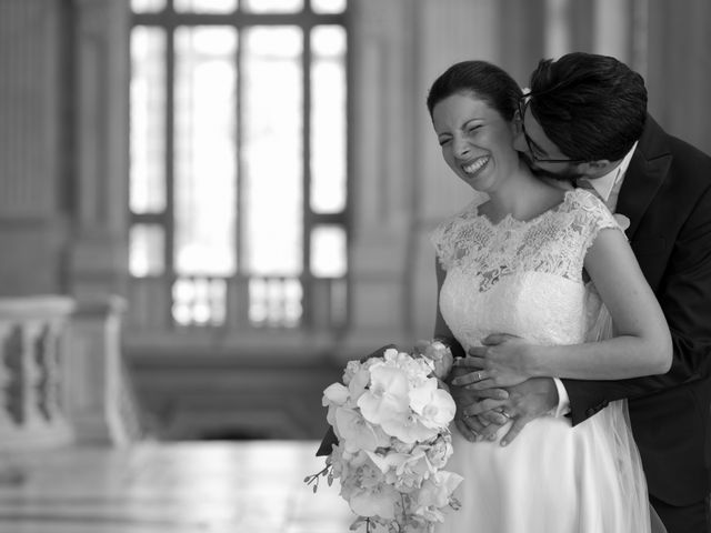 Il matrimonio di Andrea e Federica a Rivalba, Torino 39