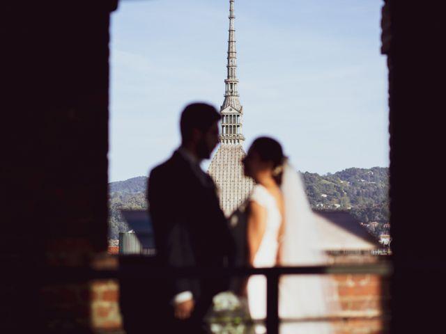 Il matrimonio di Andrea e Federica a Rivalba, Torino 40