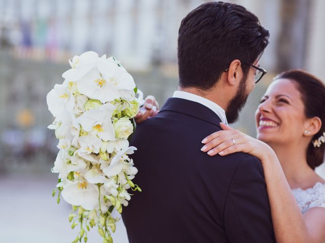Il matrimonio di Andrea e Federica a Rivalba, Torino 41