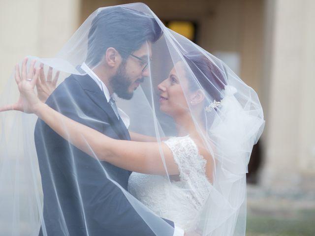 Il matrimonio di Andrea e Federica a Rivalba, Torino 43