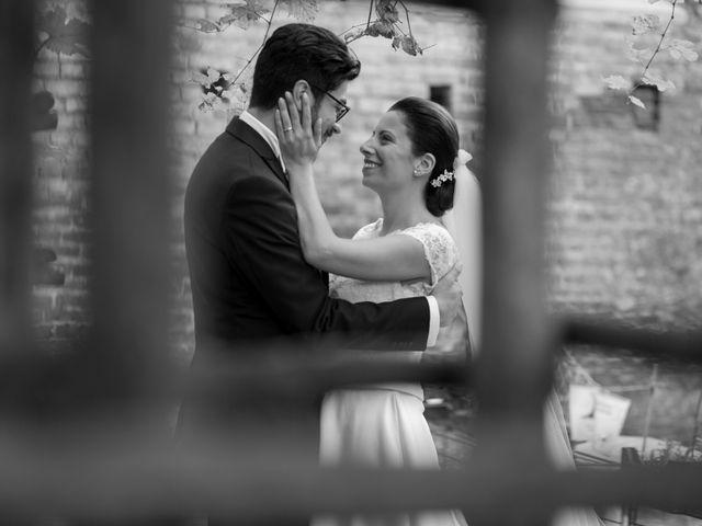 Il matrimonio di Andrea e Federica a Rivalba, Torino 45