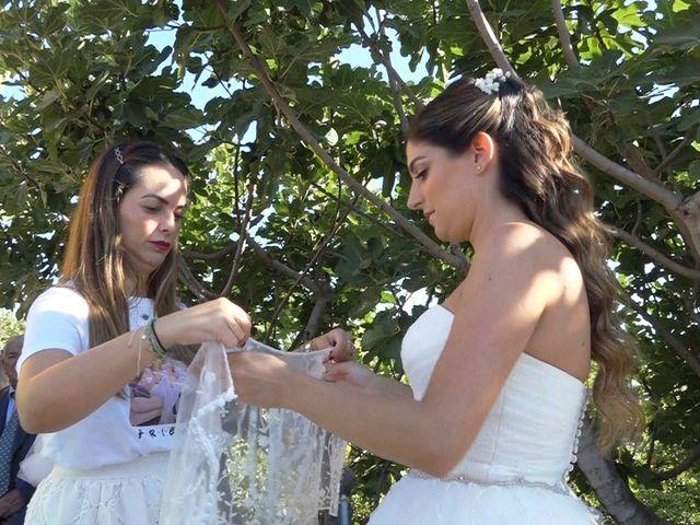 Il matrimonio di Silvia e Michele a Pau, Oristano 8