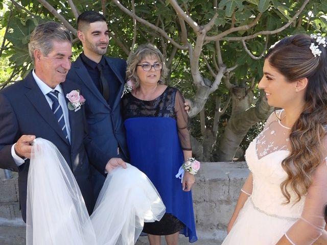 Il matrimonio di Silvia e Michele a Pau, Oristano 9