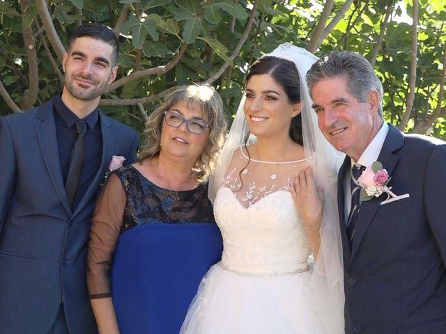 Il matrimonio di Silvia e Michele a Pau, Oristano 12