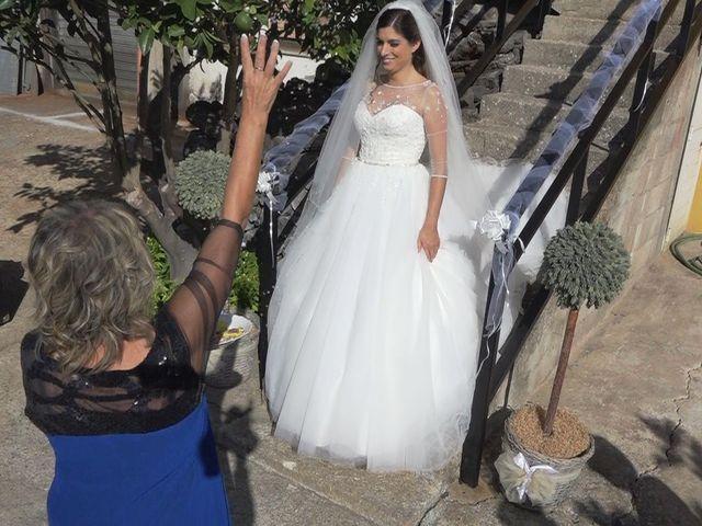 Il matrimonio di Silvia e Michele a Pau, Oristano 13