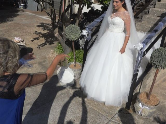 Il matrimonio di Silvia e Michele a Pau, Oristano 14