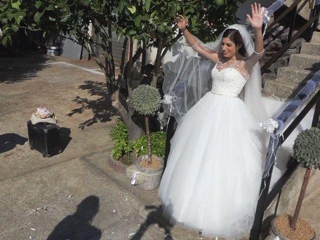 Il matrimonio di Silvia e Michele a Pau, Oristano 15