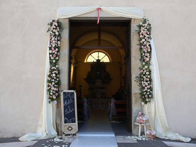 Il matrimonio di Silvia e Michele a Pau, Oristano 16