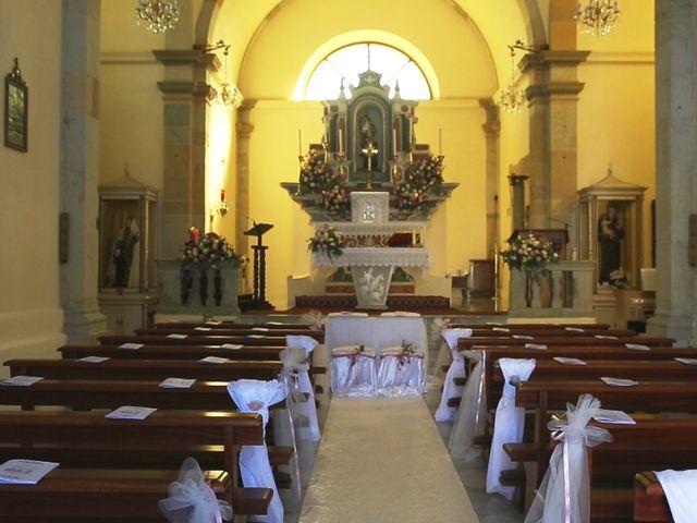 Il matrimonio di Silvia e Michele a Pau, Oristano 17