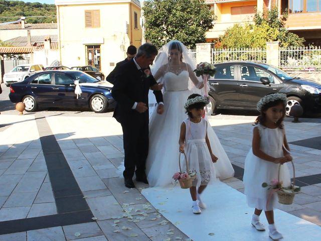 Il matrimonio di Silvia e Michele a Pau, Oristano 19