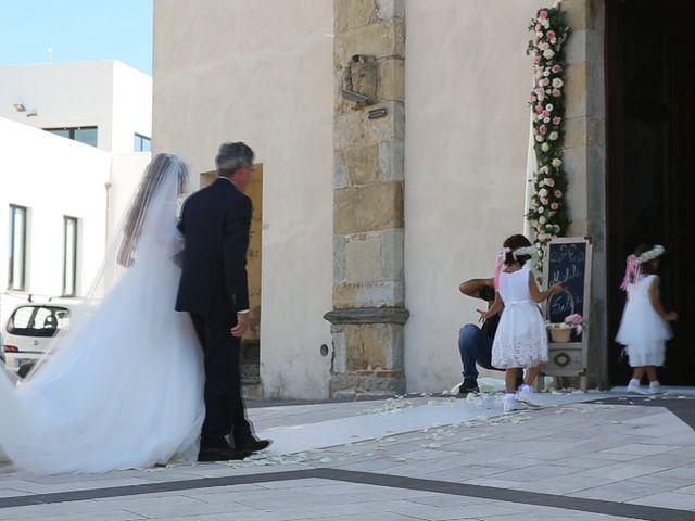 Il matrimonio di Silvia e Michele a Pau, Oristano 20