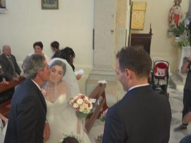 Il matrimonio di Silvia e Michele a Pau, Oristano 21