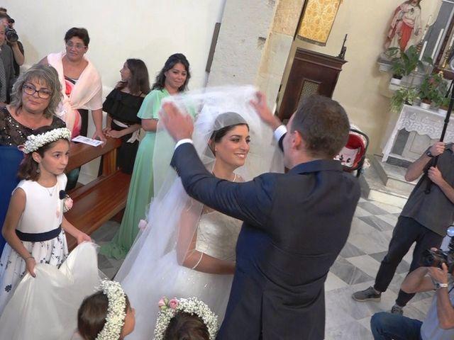 Il matrimonio di Silvia e Michele a Pau, Oristano 22