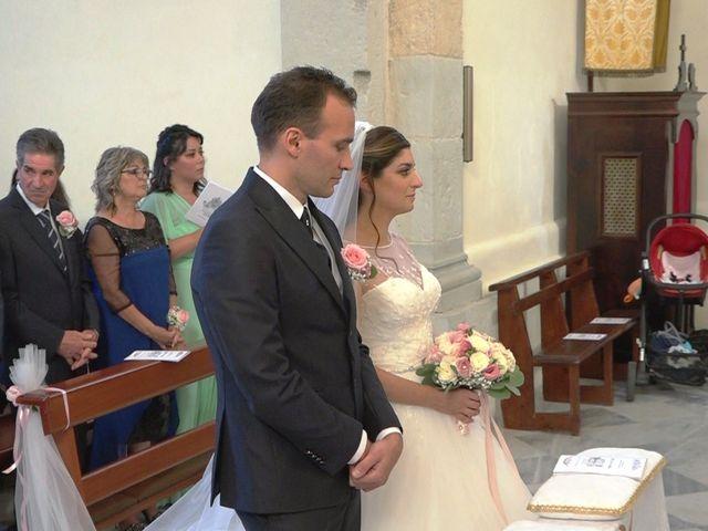 Il matrimonio di Silvia e Michele a Pau, Oristano 23