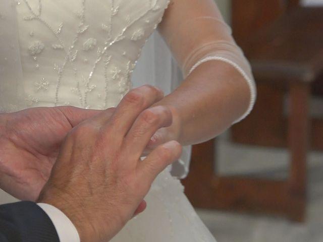 Il matrimonio di Silvia e Michele a Pau, Oristano 24