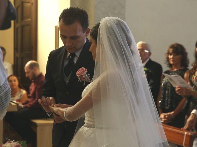 Il matrimonio di Silvia e Michele a Pau, Oristano 25
