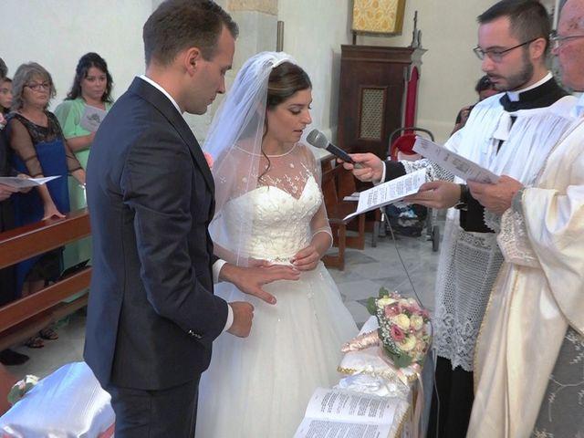 Il matrimonio di Silvia e Michele a Pau, Oristano 27