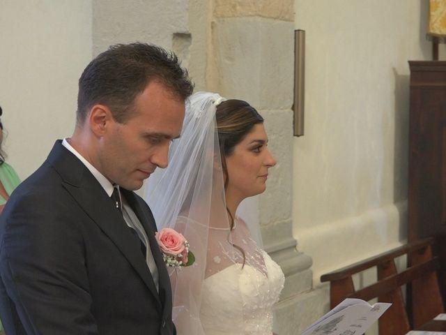 Il matrimonio di Silvia e Michele a Pau, Oristano 28