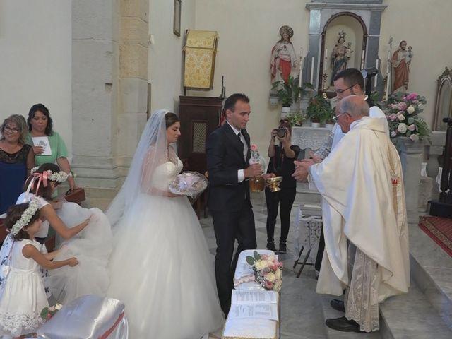 Il matrimonio di Silvia e Michele a Pau, Oristano 29