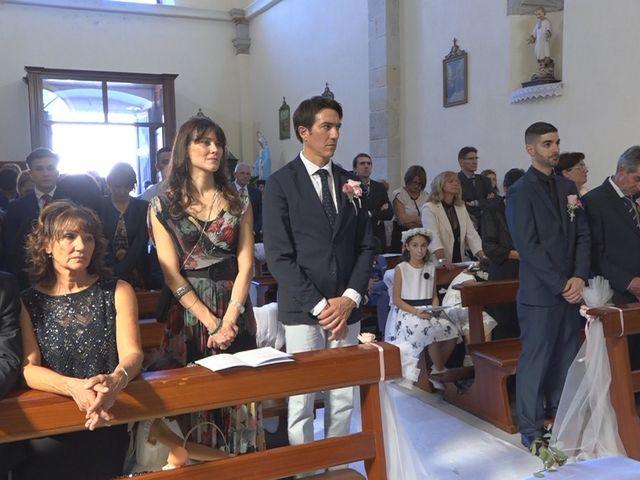 Il matrimonio di Silvia e Michele a Pau, Oristano 30