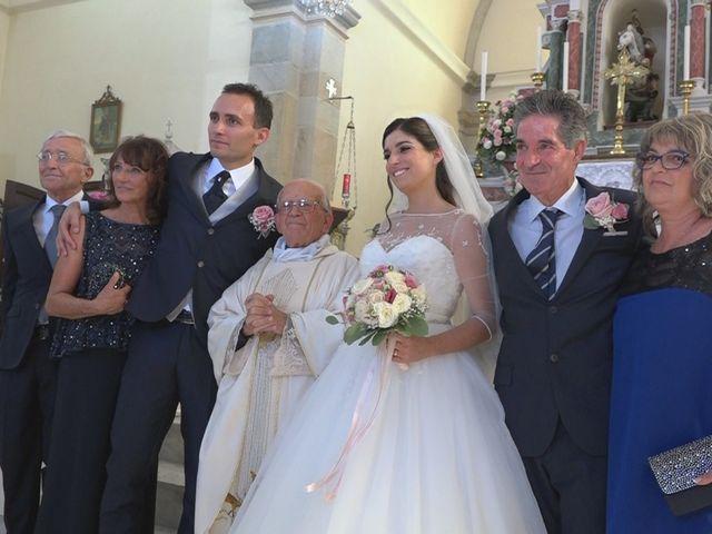 Il matrimonio di Silvia e Michele a Pau, Oristano 31