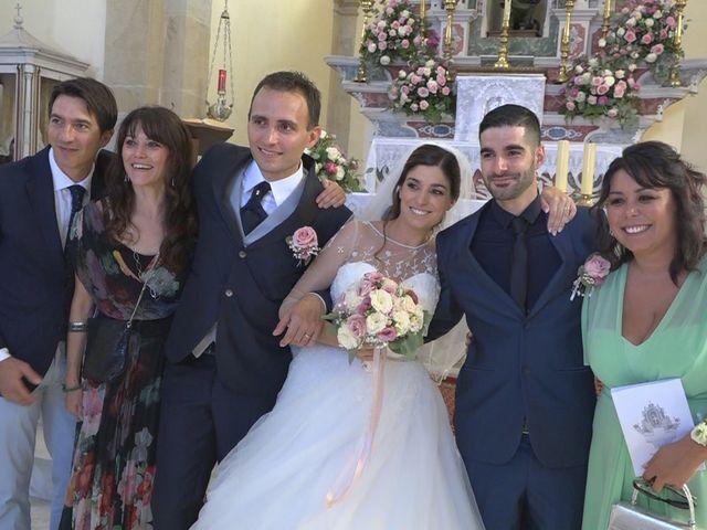 Il matrimonio di Silvia e Michele a Pau, Oristano 32