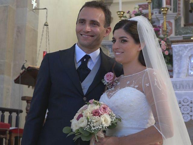 Il matrimonio di Silvia e Michele a Pau, Oristano 33