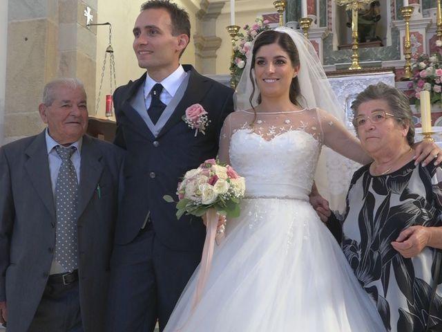 Il matrimonio di Silvia e Michele a Pau, Oristano 34