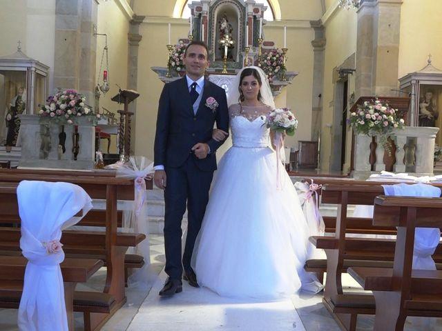 Il matrimonio di Silvia e Michele a Pau, Oristano 35