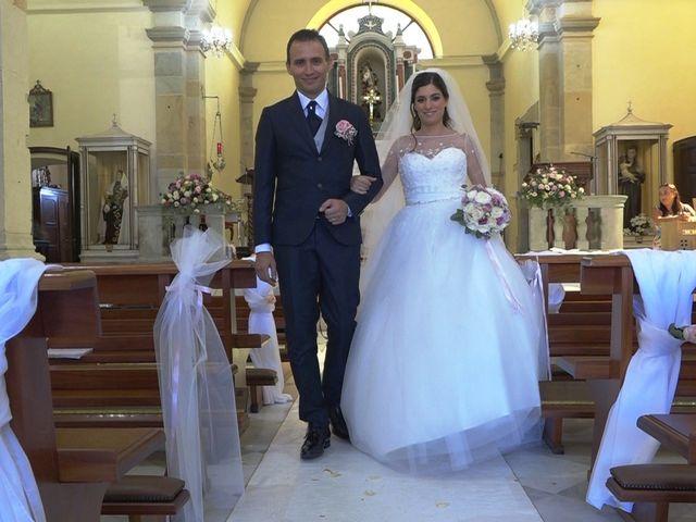 Il matrimonio di Silvia e Michele a Pau, Oristano 36
