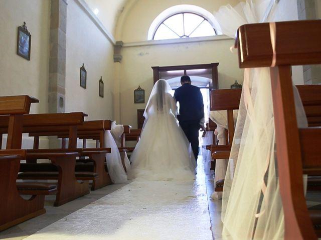 Il matrimonio di Silvia e Michele a Pau, Oristano 37