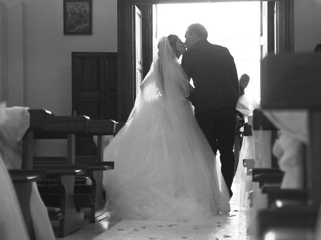 Il matrimonio di Silvia e Michele a Pau, Oristano 38