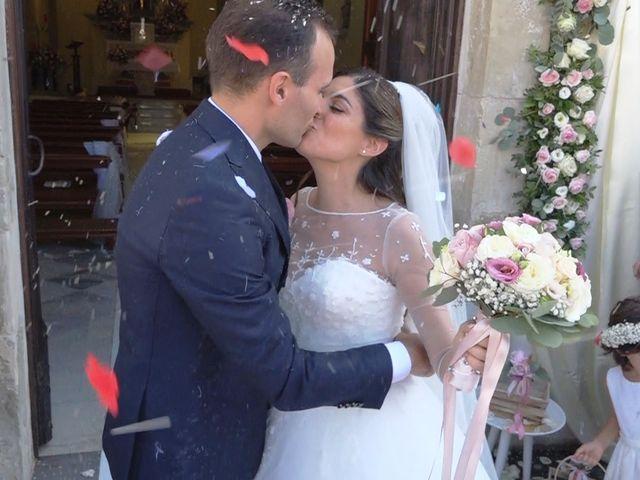 Il matrimonio di Silvia e Michele a Pau, Oristano 40
