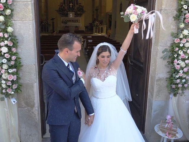 Il matrimonio di Silvia e Michele a Pau, Oristano 41