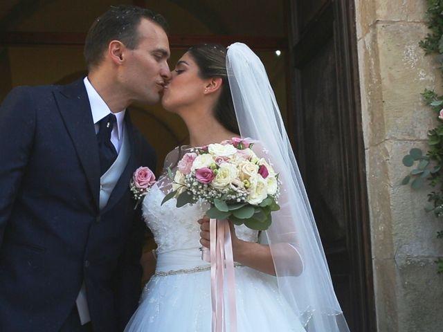 Il matrimonio di Silvia e Michele a Pau, Oristano 42