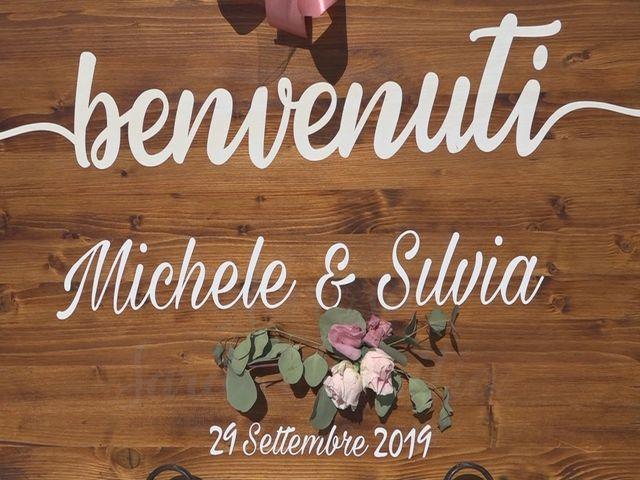 Il matrimonio di Silvia e Michele a Pau, Oristano 43