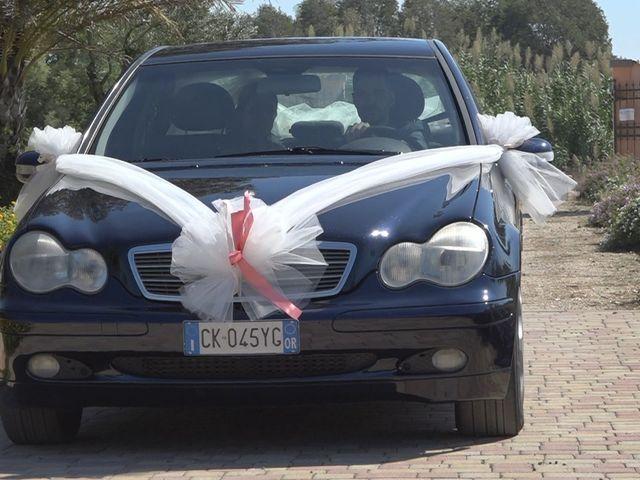 Il matrimonio di Silvia e Michele a Pau, Oristano 45