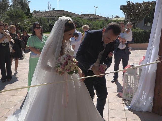 Il matrimonio di Silvia e Michele a Pau, Oristano 48