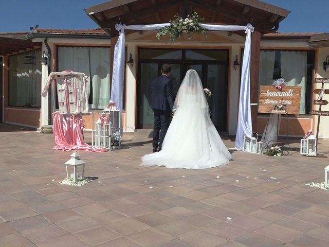 Il matrimonio di Silvia e Michele a Pau, Oristano 49