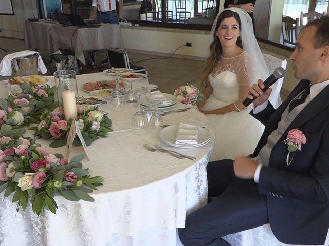 Il matrimonio di Silvia e Michele a Pau, Oristano 50