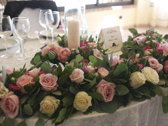 Il matrimonio di Silvia e Michele a Pau, Oristano 51