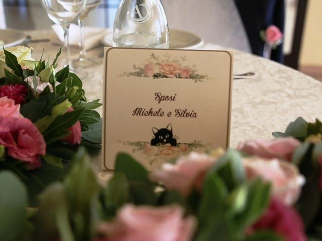 Il matrimonio di Silvia e Michele a Pau, Oristano 52