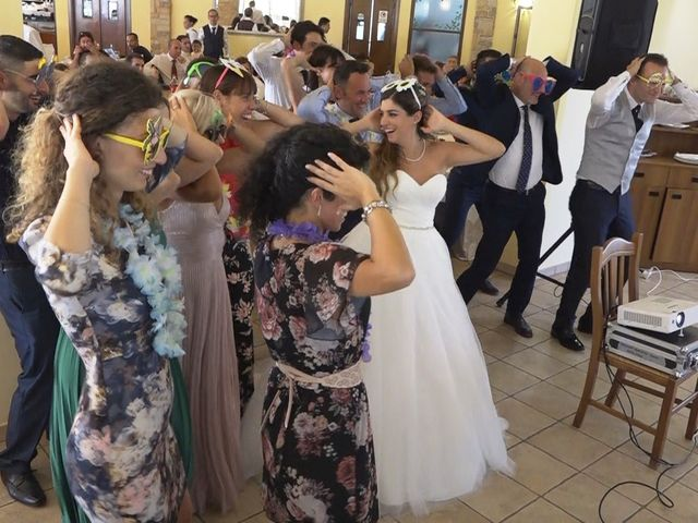 Il matrimonio di Silvia e Michele a Pau, Oristano 54